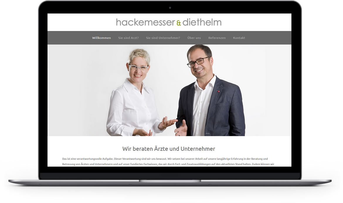 Webdesign Kempten